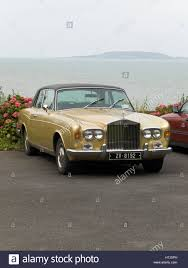 roll royce silver rolls royce silver shadow car with a rr number plate northern