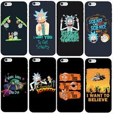 Iphone 5 Meme - funny cartoon comic meme rick and morty phone case for iphone 6 6s 7