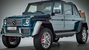 mercedes maybach interior 2018 2018 mercedes benz g650 maybach landaulet exterior and interior