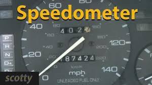 lexus rx300 zero point calibration fixing the speedometer on your car youtube
