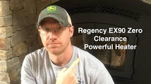 regency ex90 zero clearance wood burning fireplace u0026 wooodstove