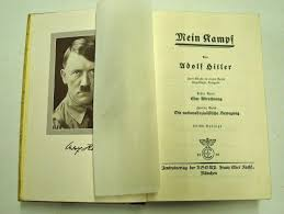 mullock u0027s auctions 1938 adolf mein kampf german text