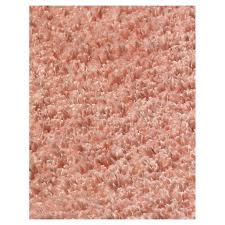 Pink 8x10 Rug Shop Kas Rugs Sofia Shag Pink Rectangular Indoor Shag Area Rug