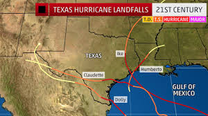 Map Of Mexico And Texas by Harvey Is The First Texas Hurricane Landfall Since Ike Nearly 9