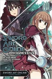 Popular Sword Art Online Progressive vol. 1 @GF08