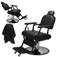pro 34815 classic reclining barber chair lcl beauty