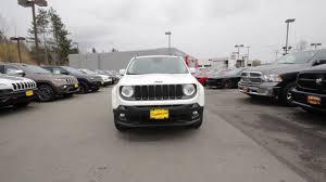 jeep renegade altitude 2017 jeep renegade altitude 4x4 alpine white hpe94262