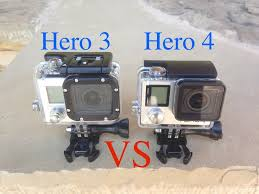 gopro hero 4 black friday gopro hero4 black edition vs gopro hero3 black edition slow motion