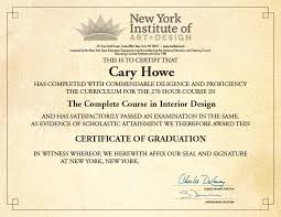 wedding planner certification interior design school new york institute of and design