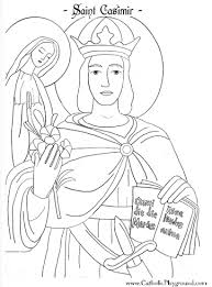 saint coloring page beautiful saint blaise catholic coloring page feast day is