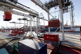 massive robots keep docks shipshape wsj