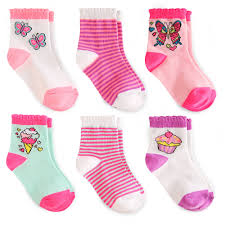 baby sock size guide garanimals newborn baby crew socks 10 pack walmart com