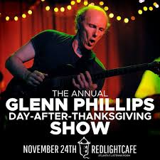 annual glenn phillips day after thanksgiving show light cafe