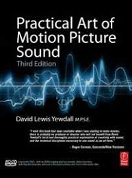 sound design sound design book list of sound