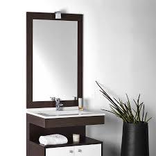 miroir avec applique applique salle de bain castorama