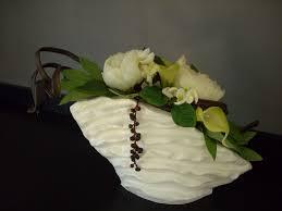 Vase Pour Composition Florale Envie De Blanc Toi U0026 Moi Dans L U0027atelier