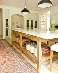rustic kitchen islands 32 simple rustic kitchen islands this look with