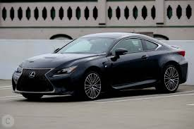 lexus rc f manual 2017 lexus rc f u2022 carfanatics blog