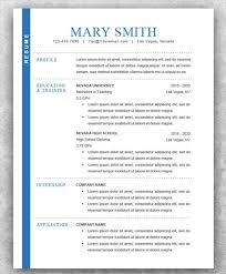 resume templates modern modern resume template 2018 paso evolist co