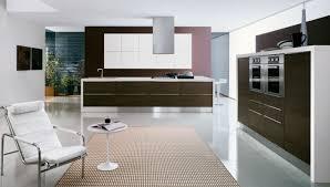 Futuristic Kitchen Design Interior Exterior Plan Futuristic Kitchen With A Resting Chair