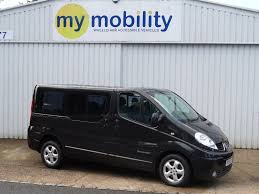 renault trafic dimensions used 2010 renault trafic automatic winch 5 seat wheelchair access