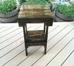 Cedar Patio Furniture Plans Awesome Outdoor End Table Plans Collection U2013 Monikakrampl Info
