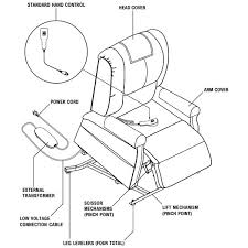 diagram lc parts diagram wiring for motor lift chair crow river