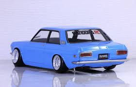 nissan blue paint code nissan datsun blue bird 510 1 10 body set pandora pab 175