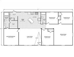 2016 fleetwood homes berkshire 32624b 1 984 sq ft 32 u0027 x 64 u0027 double