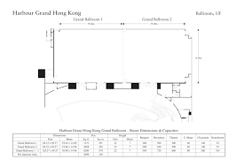 Floor Plan For Wedding Reception by Weddings Venues Harbour Grand Hong Kong