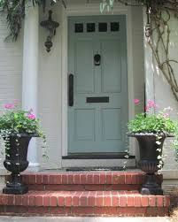 the best paint colors for your front door benjamin moore wythe