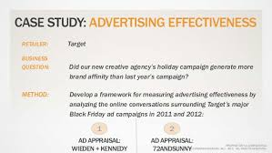 black friday ads 2012 target assessing black friday advertising campaigns