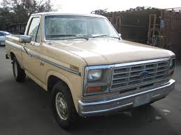 Ford F150 Truck Parts - 1985 ford f150 pickup parts car stk r5808 autogator