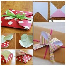 paper gift bows diy mini gift box and bow