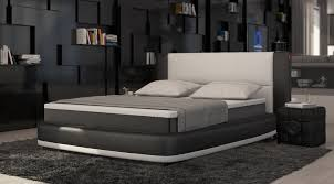Schlafzimmer Komplett Mit Boxspringbett Boxspringbett Aquila Design Polsterbett Designerbett Zweifarbig Ebay