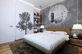 bedroom mesmerizing gray platform bed and darkgreen carpet
