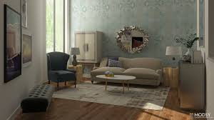Living Room Decoration Trend 2017 Modsy