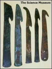 embalming tools bronze embalming tools devices and specimens