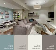 living room dining room paint colors decorate the unused basement area with correct basement paint colors