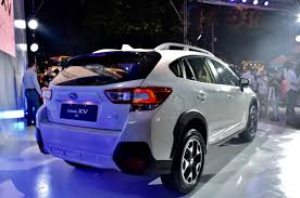 subaru xv interior 2017 motor image pilipinas launches the new subaru xv gadgets