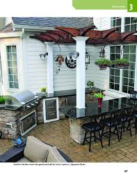building outdoor kitchens for every budget home improvement