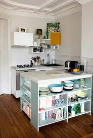 petit ilot cuisine ilot de cuisine fait maison rutistica home solutions