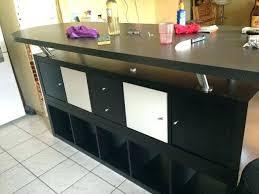 salon de cuisine hauteur bar cuisine ikea table cuisine plan de travail table bar