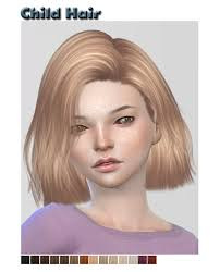 childs hairstyles sims 4 sims 4 cc s the best child hair by shojoangel the sims 4