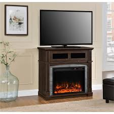 ameriwood furniture thompson place electric fireplace tv stand