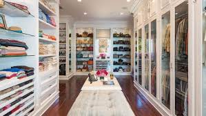big closet ideas 75 cool walk in closet design ideas shelterness
