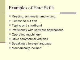 Soft Skills Resume Example by Job Searching 101 Skills Employers Look For