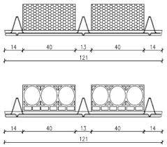 tralicci elettrosaldati lastre tralicciate per solai e per elementi da ponte dmp dalla