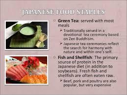 final japanese food presentation