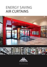 comfort air curtains li ec stavoklima pdf catalogue